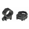 Weaver Tactical Four Hole Picatinny Rings