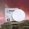 Whatman Grade No. 42 Quantitative Filter Paper, Ashless, Whatman 1442-055