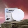 Whatman Grade No. 42 Quantitative Filter Paper, Ashless, Whatman 1442-125