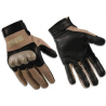 Wiley-X Combat Assault Gloves CAG-1 Flame Resistant Gloves G231, Coyote Tan