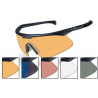 Wiley X PT-1 Sunglasses Extra Lenses