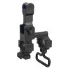 Yankee Hill Machine Standard Front Flip Sight Tower Matte Black YHM-9394