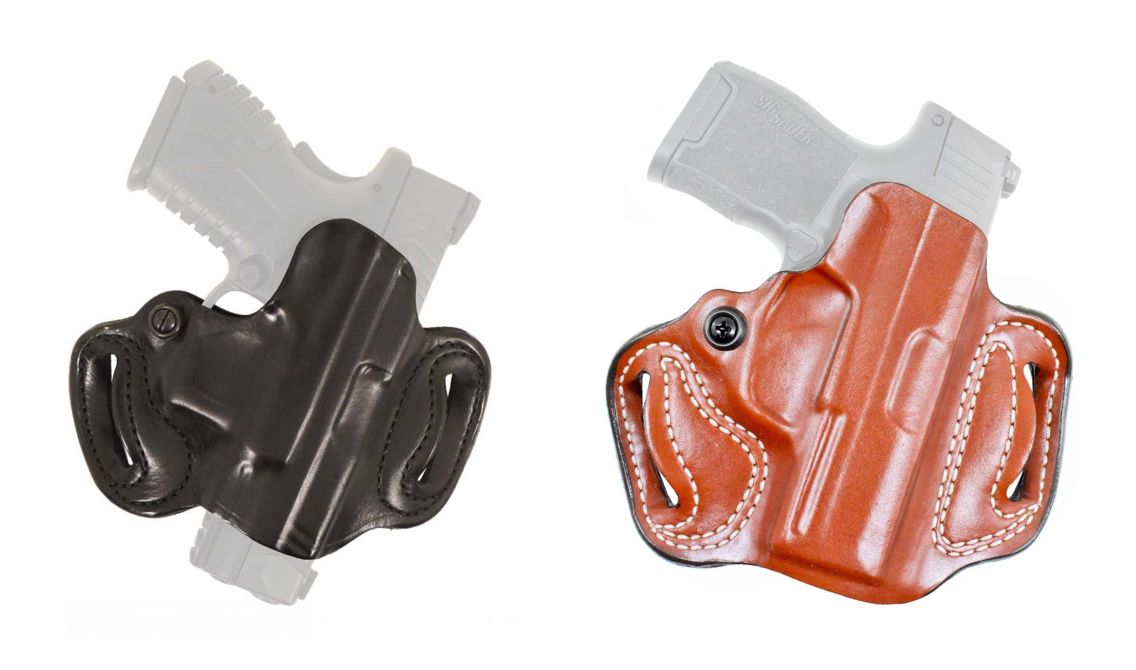 DeSantis Mini Slide, Belt Holster