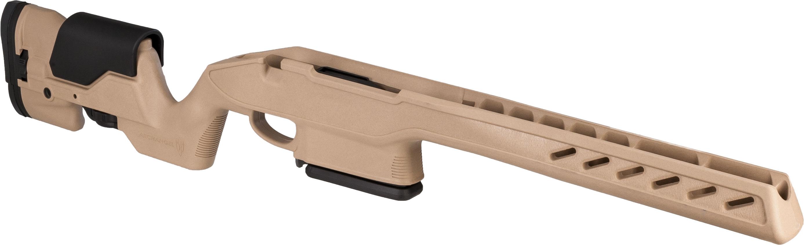 ProMag Archangel Remington Model 700 Long Action Precision Stock w/5-Round  Follower Magnum Caliber 6-Round Magazine